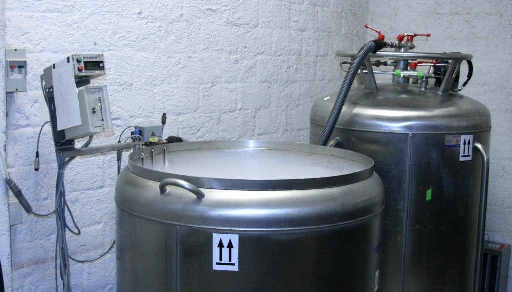 Freezers_for_cryopreservation_at_IMSC